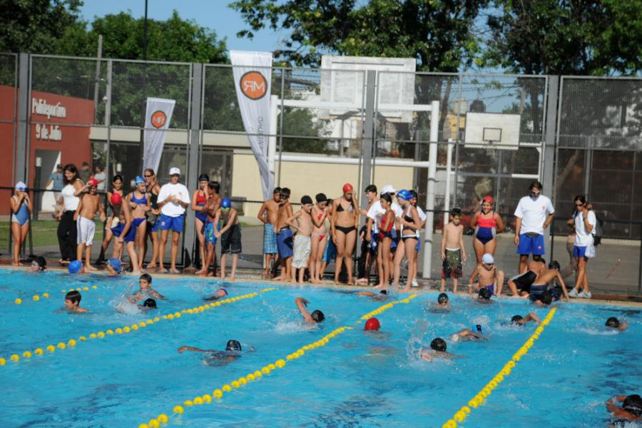 Polideportivo 9 de Julio