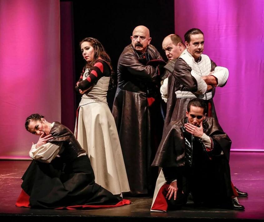 La medicina de Molière en Rosario