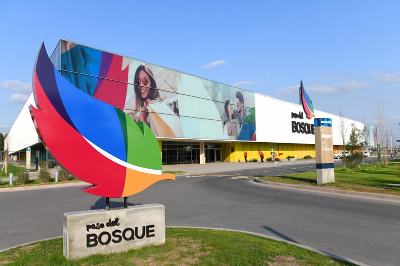 Shopping en Rosario: Paso del Bosque