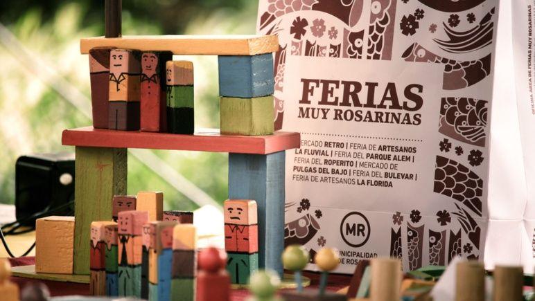 Mercados y ferias en Rosario