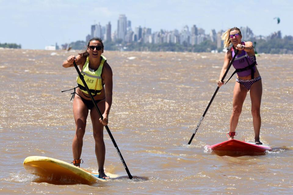 Stand up paddle en Rosario