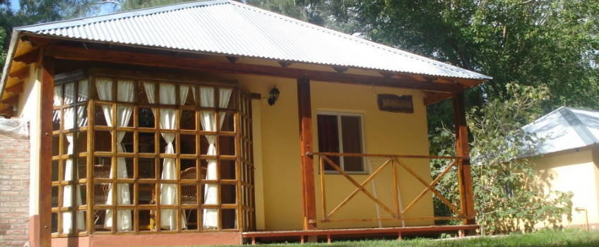 Cabaña Timbues
