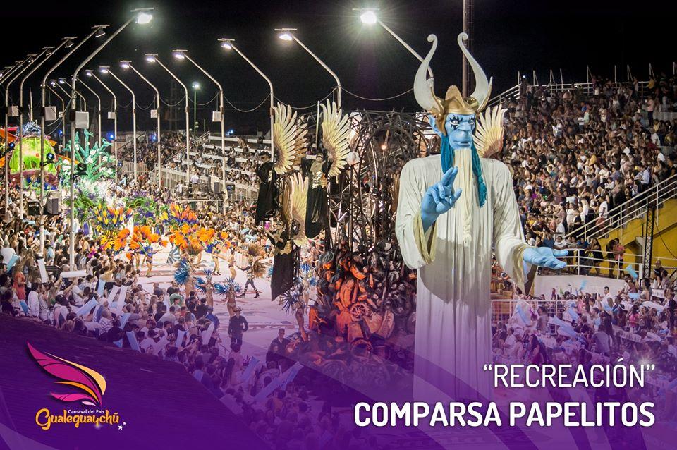 Carnaval del pais 2020 ubicacion