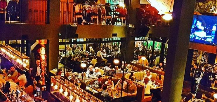 Queens bar Rosario