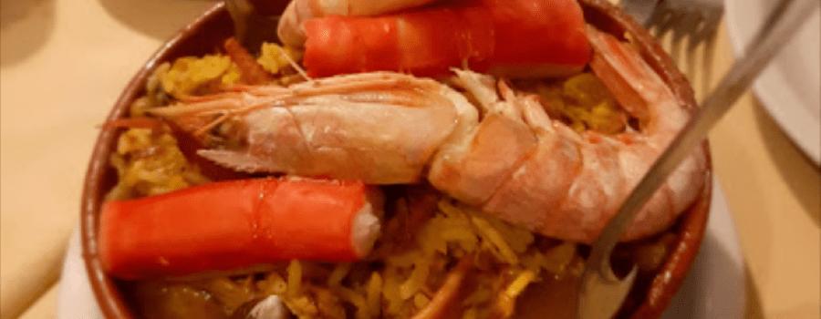 Los mejores restaurantes en Rosario: La Marina