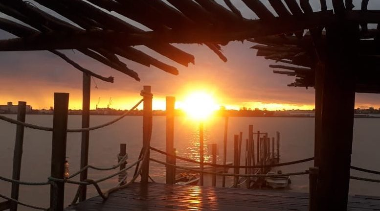 Cruce a la isla: Banquito de San Andres