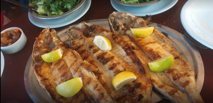 Bajada España Donde comer pescado en Rosario