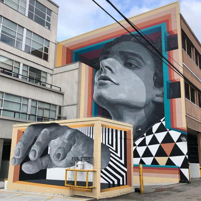 medianeras murales