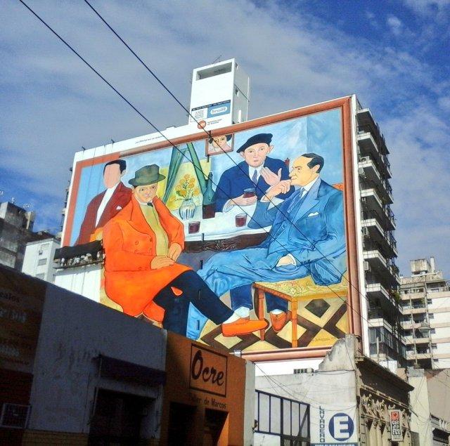 Pintores artistas Rosario