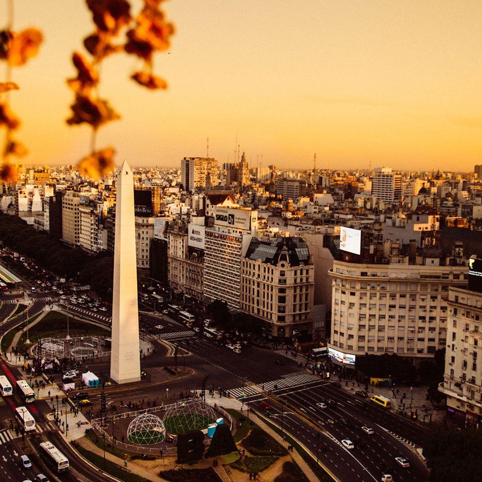 Permiso para viajar a Buenos Aires