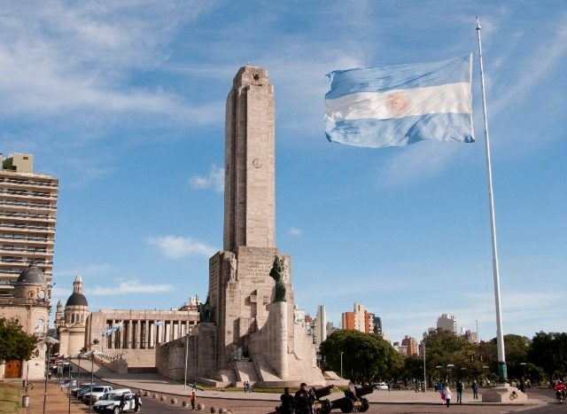 Día de la Bandera en Rosario
