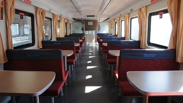 Fotos tren a Bahia Blanca