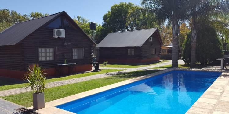 Lugares para descansar cerca de Rosario