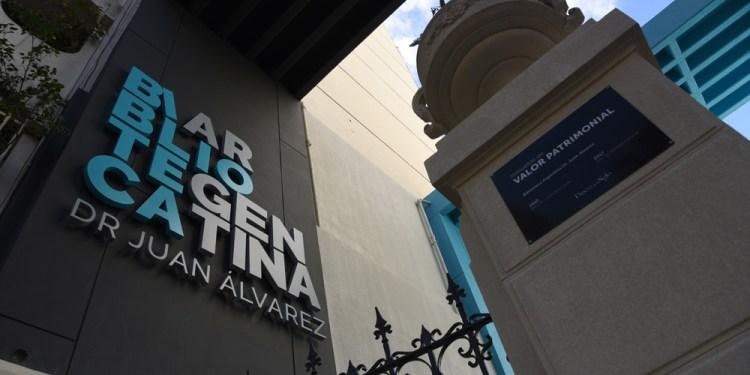Biblioteca Argentina Rosario horarios