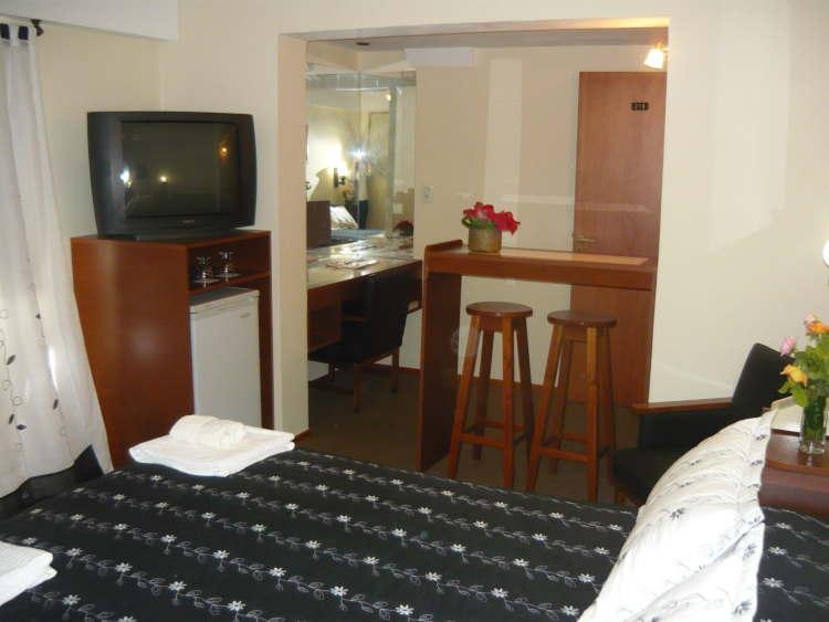 Hotel Mayoral en Rosario