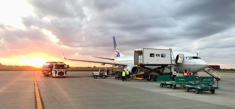 Aeropuerto Rosario destinos