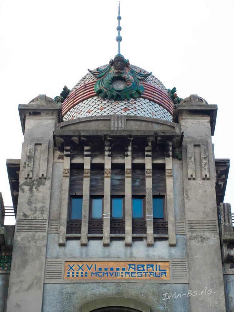 Gaudí en Buenos Aires