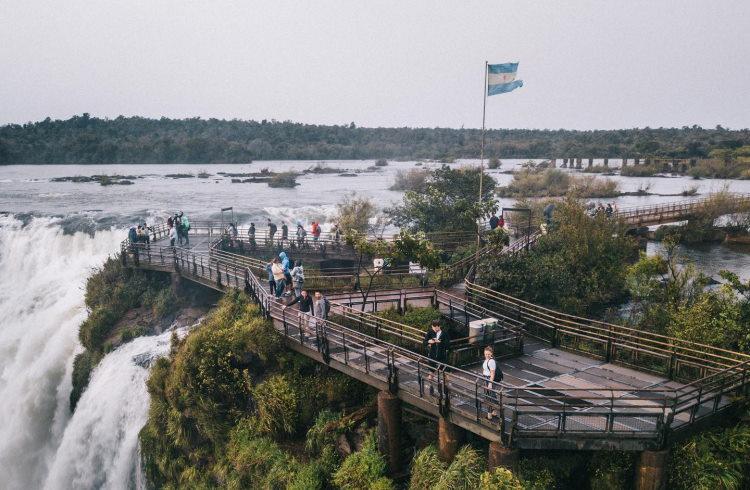 Cataratas del Iguazu información