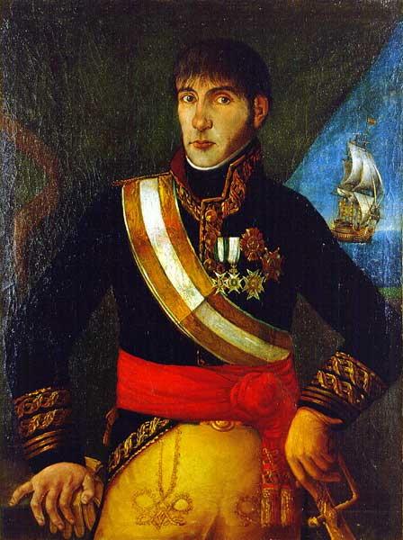 Virrey Baltasar Hidalgo de Cisneros