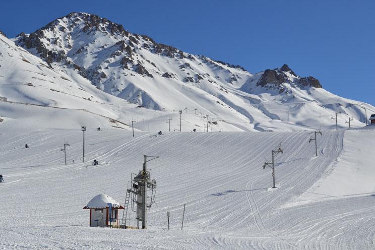 Esquiar en Las Leñas