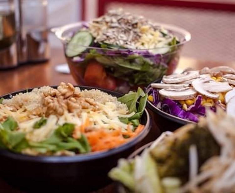 Restaurantes veganos en Rosario