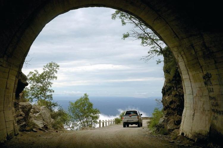 Túneles de Taninga en el Valle de Traslasierra.