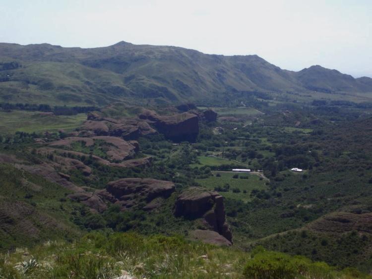 Cerro Colchiqui, Cordoba