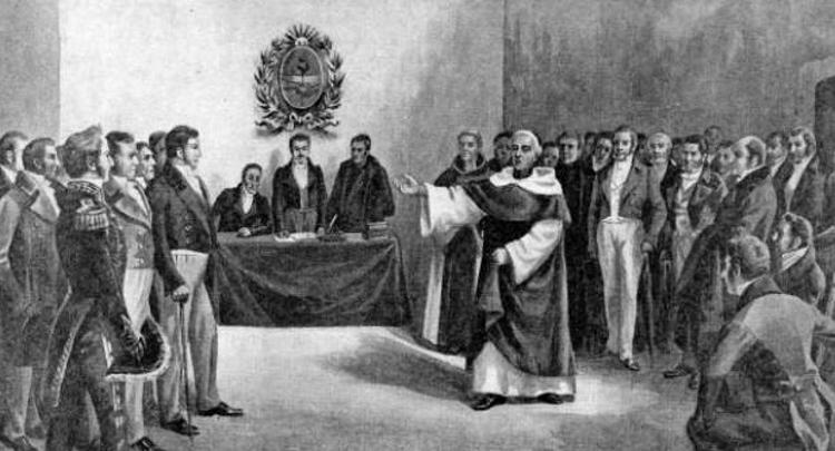 9 de julio dia de la independencia argentina imagenes
