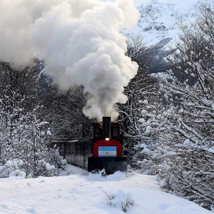 Tren del Fin del Mundo reservas