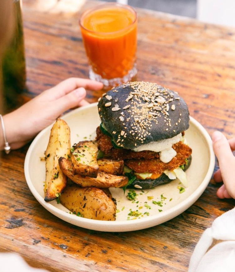 Mejores restaurantes veganos en Buenos Aires