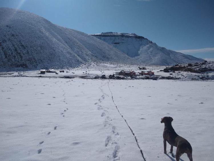 Parque de nieve en Mendoza
