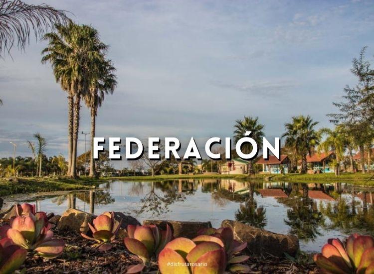 Vacaciones de invierno en Federacion Entre Rios,