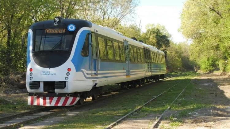 Tren de las Sierras Córdoba