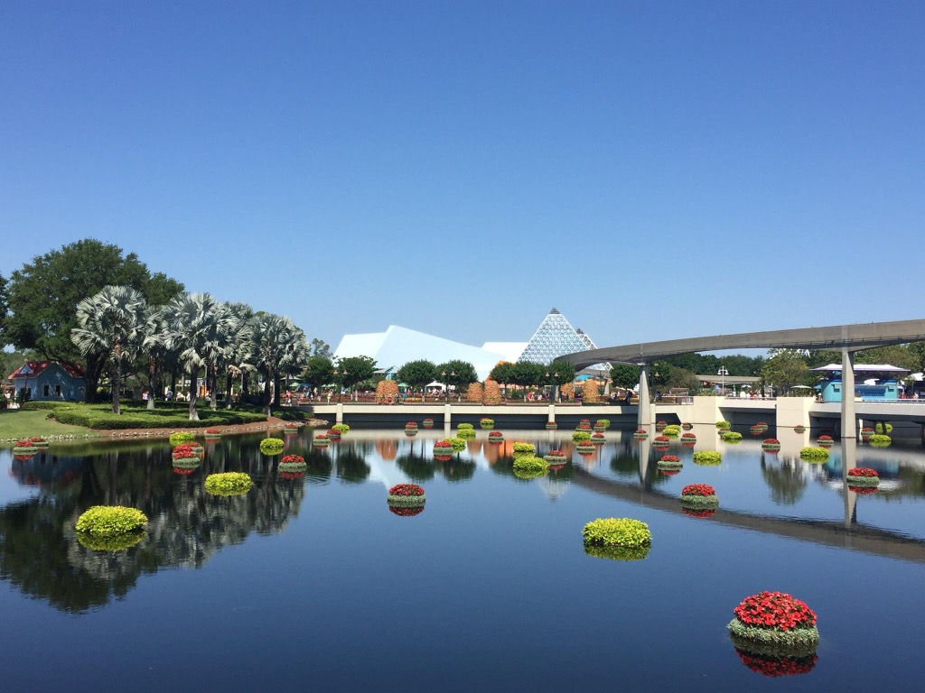 2018 Epcot International Flower & Garden Festival