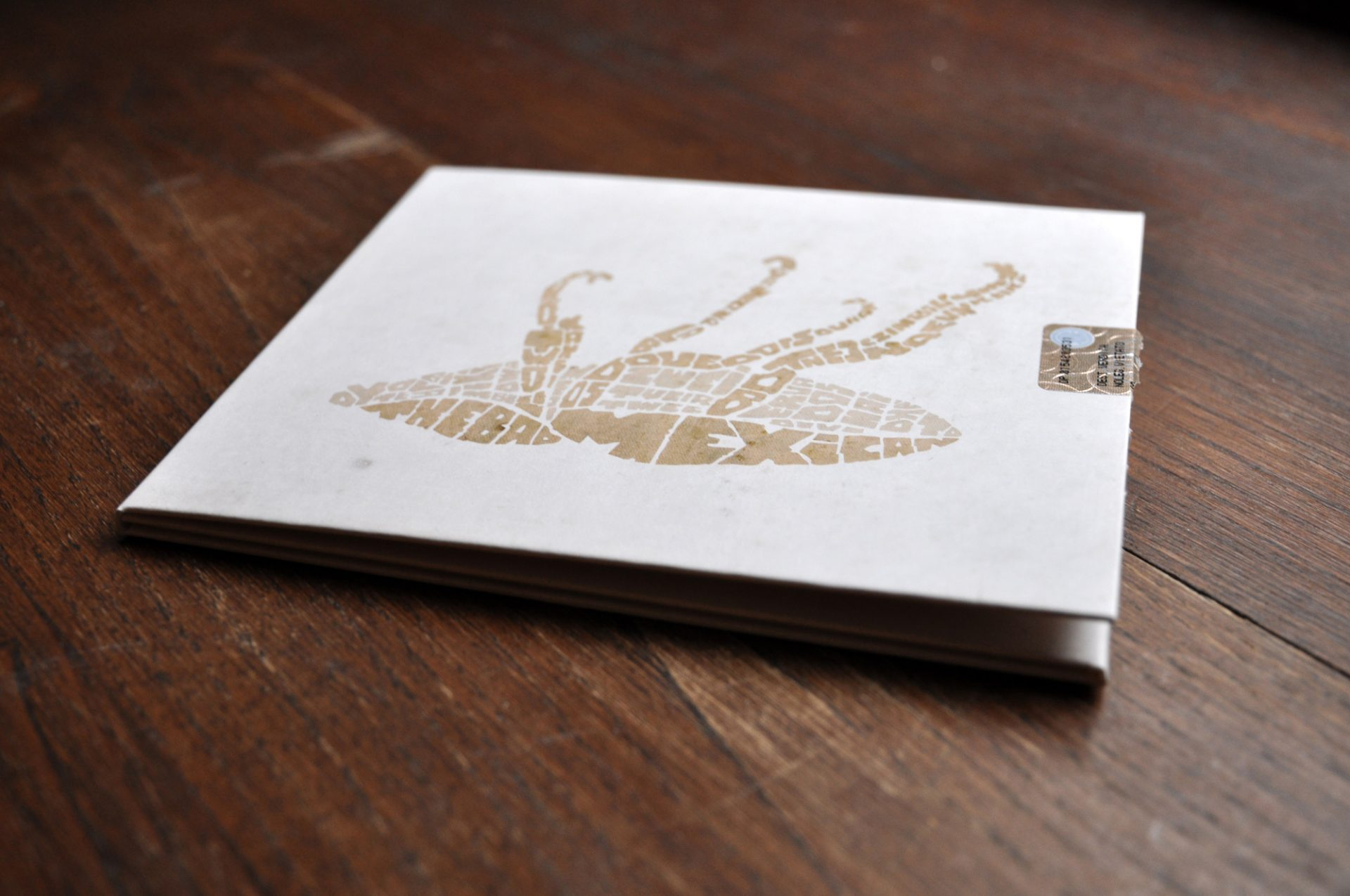Album Cover Design DUE