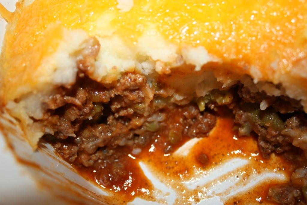 Ground Beef Pie Recipe Poor Man S Shepherds Pie Dish
