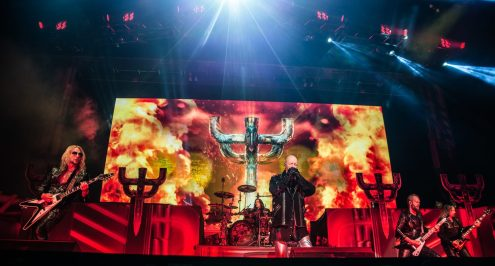 Judas Priest - Oslo Spektrum 05.06.2018