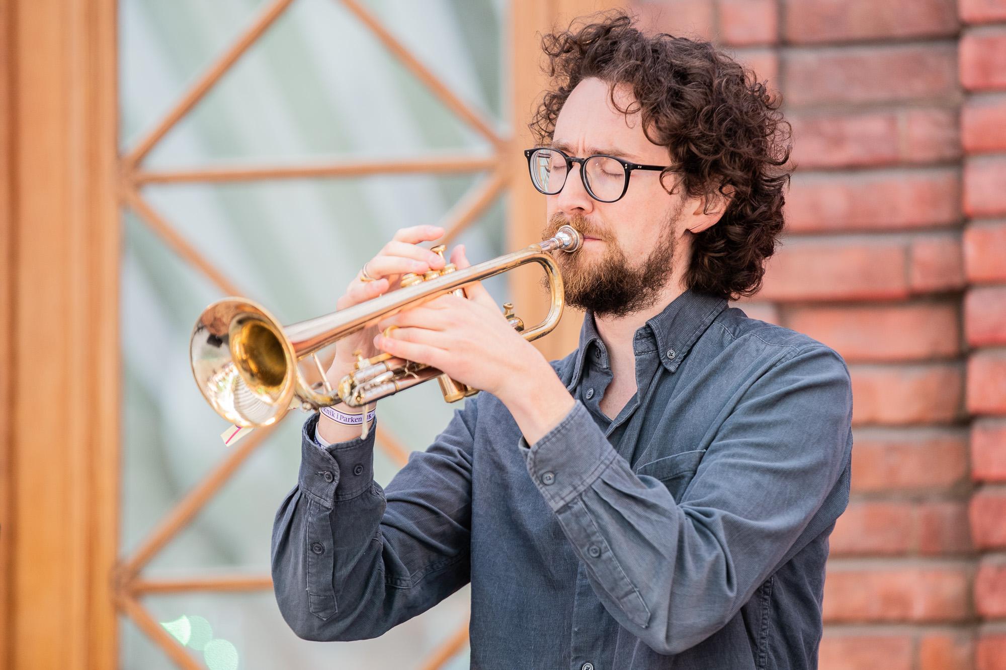 Hayden Powell Trio @ Piknik i Parken 2018