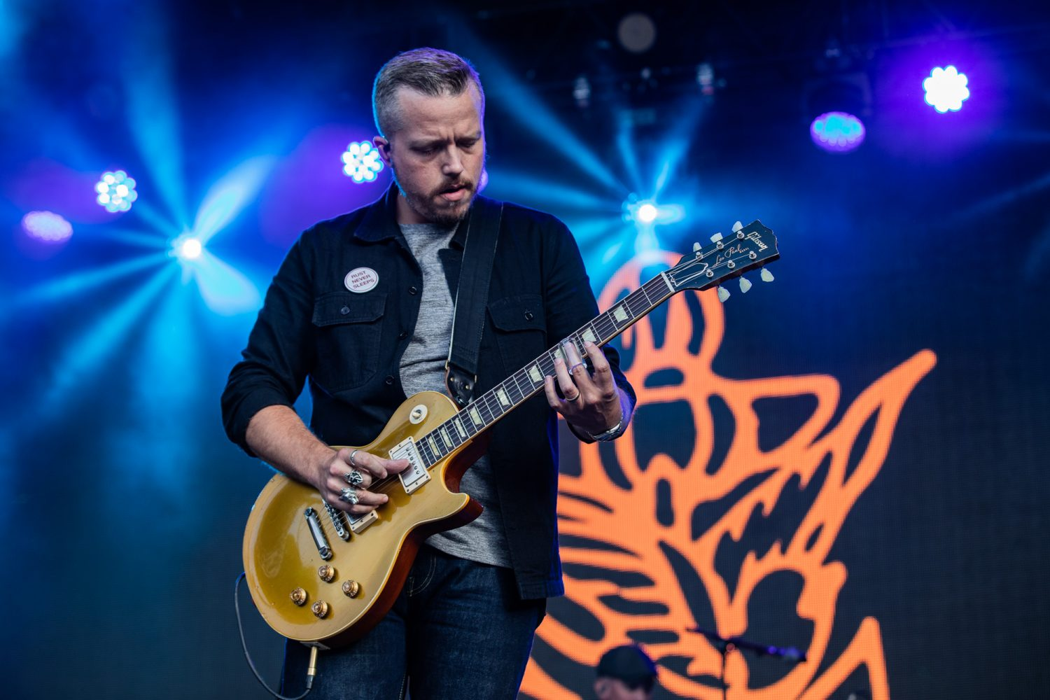Jason Isbell and The 400 Unit @ Piknik i Parken 2018