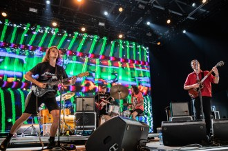 King Gizzard & The Lizard Wizard @ Øyafestivalen 2018