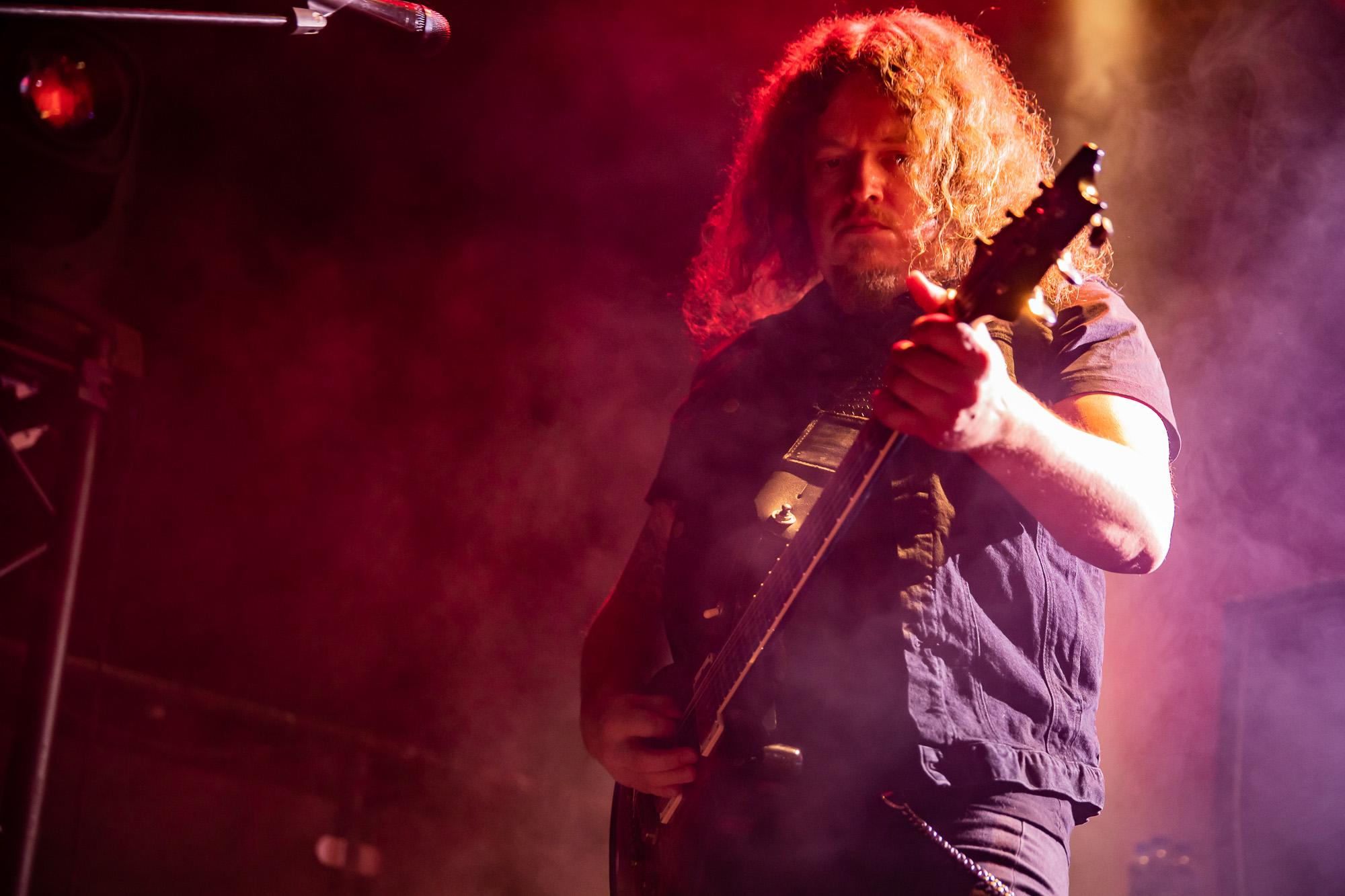 Opeth @ Rockefeller