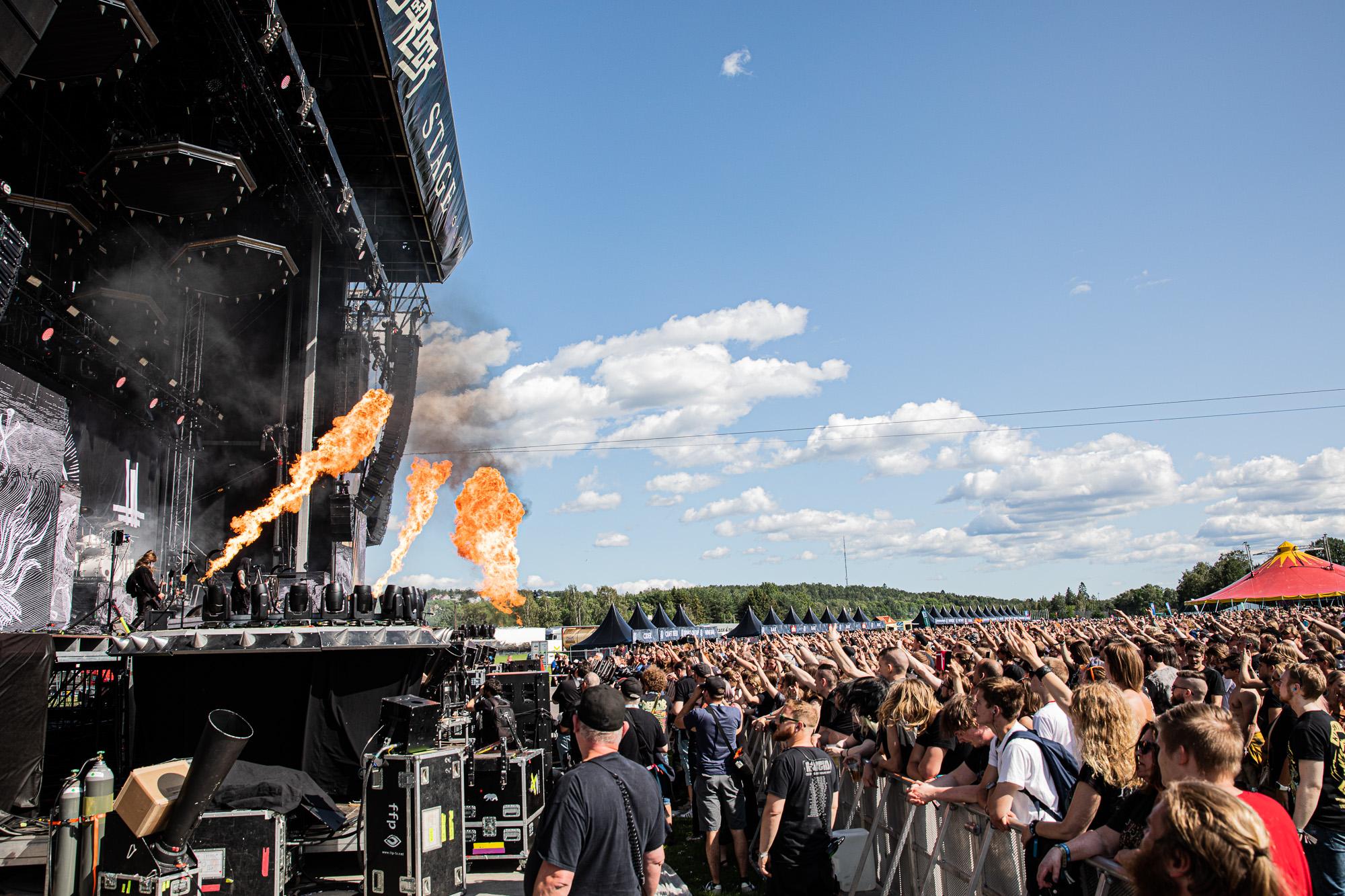 Behemoth @ Tons Of Rock 2019