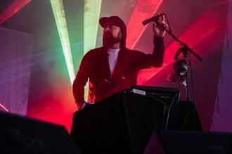 Ulver @ Tons Of Rock 2019. Foto: Johannes Andersen
