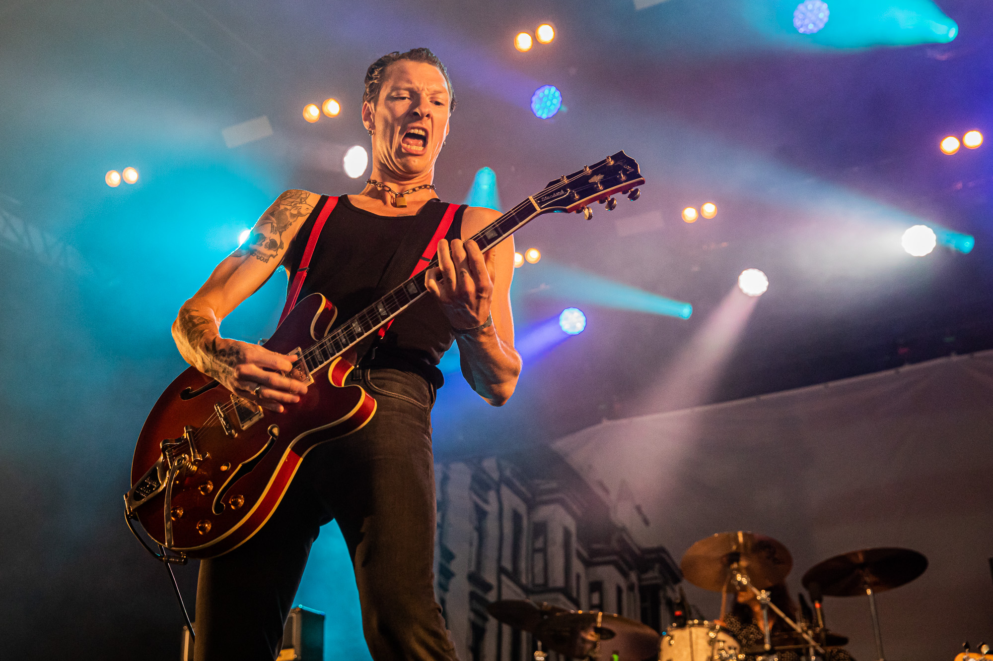 Oslo Ess @ Tons Of Rock 2019