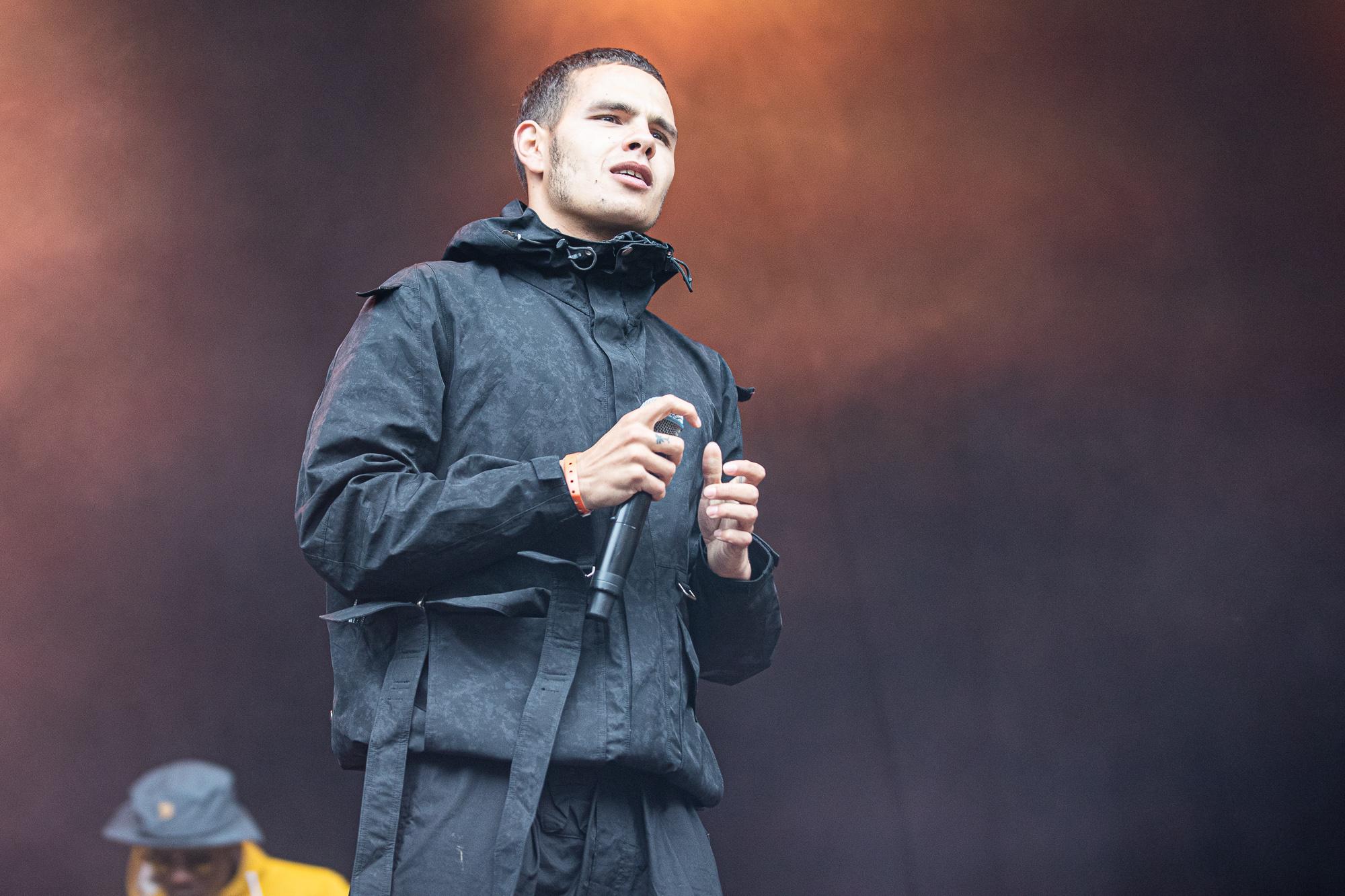 Slowthai @ Øyafestivalen 2019