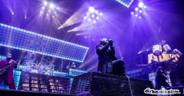 Slipknot på Telenor Arena - Foto: Willy Larsen (@willylarsenphotography)