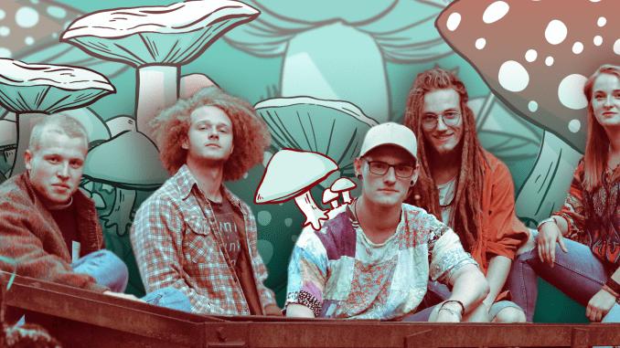 Bilde av bandet Fat Fungus