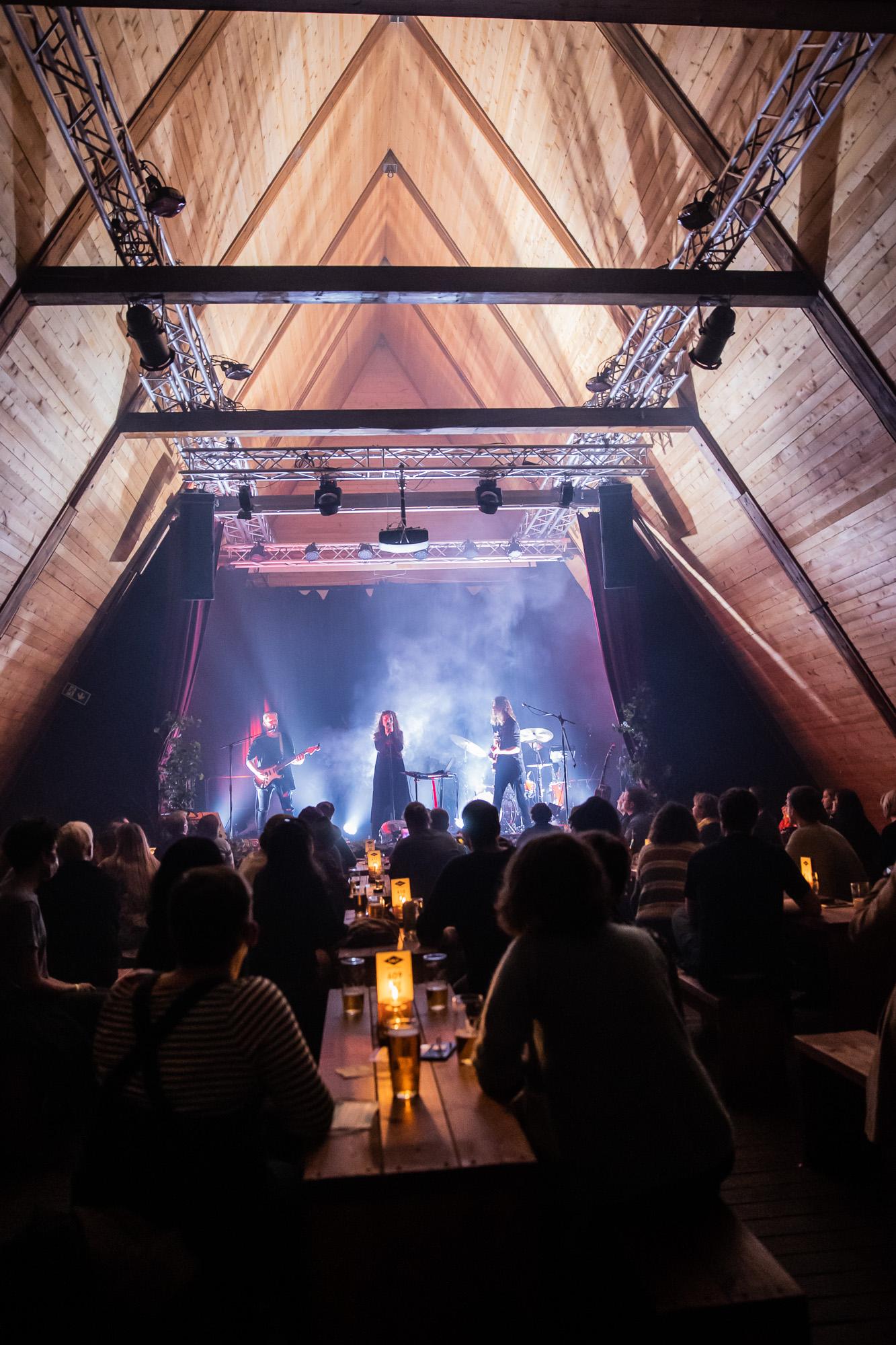 Kalandra @ Salt 30.10.2020. Foto: Johannes Andersen