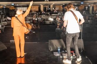 Eva Weel Skram live på Sentrum Scene 01.06.21. Foto: Johannes Andersen