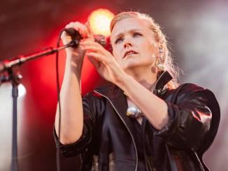 Ane Brun @ Øya presenterer 2021. Foto: Johannes Andersen